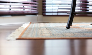 Rug Professionals LLC: Cleaning for a 5'x8' or 6'x9' Oriental Rug from Rug Professionals LLC (Up to 69% Off)