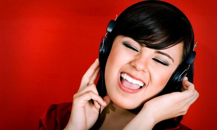 Lil Divas Vocal Studio - Dallas: 55% off 3 Voice Lessons at Lil Divas Vocal Studio ($225 Value)