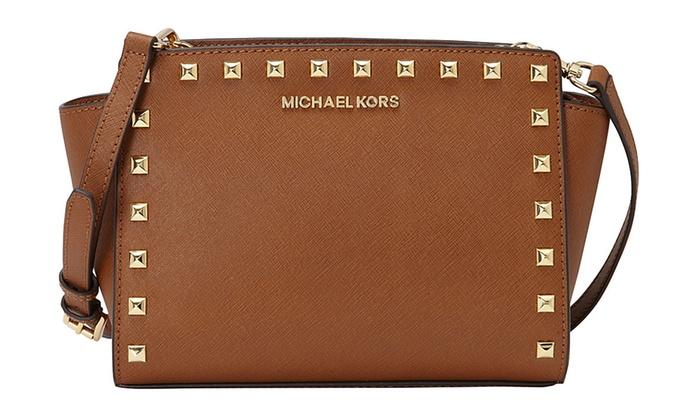 michael kors luggage bag