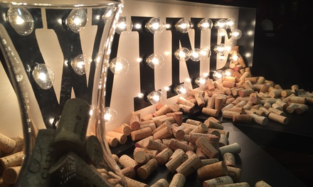 $11 for $20 Groupon — UnWined Lounge