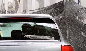 Buffalo Chevron: Three or Six Deluxe Car Washes at Buffalo Chevron (56% Off)