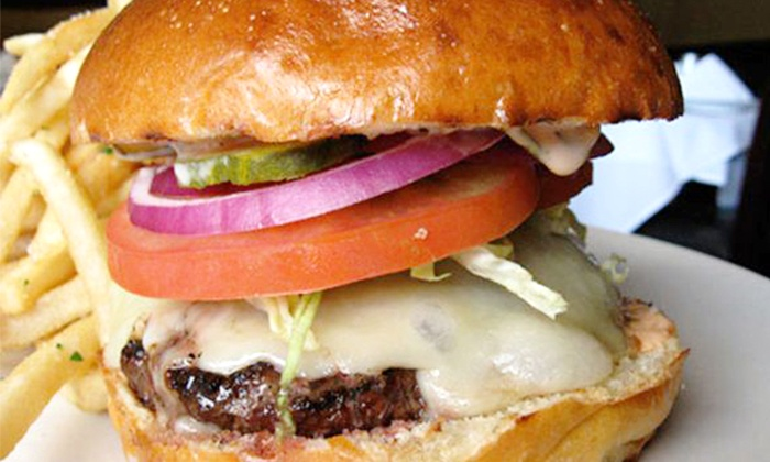 The Igloo Restaurant - Edgewood Park: American Food at The Igloo Restaurant (Up to Half Off). Two Options Available.
