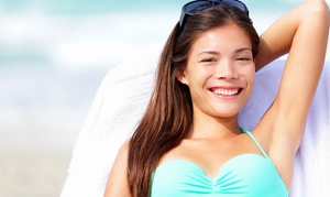 The Beauty Cell Inc.: Six Laser Hair-Removal Treatmentsat The Beauty Cell Inc. (Up to89% Off). Four Options Available.