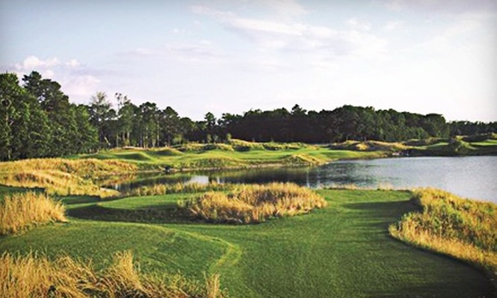 Glen Riddle Golf - Berlin: 18-Hole Round of Golf for One or Two on the Man O'War Course at Glen Riddle Golf Club (Up to 63% Off)