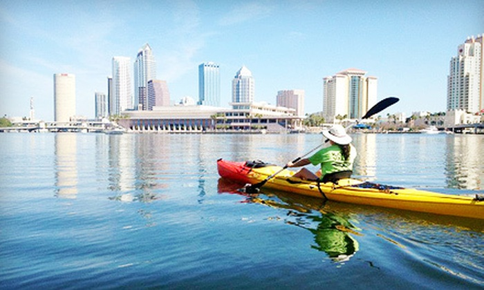 Kayak Valet - Multiple Locations: Two- or Four-Hour Kayak or Paddleboard Rental for Two at Kayak Valet (Up to 54% Off)