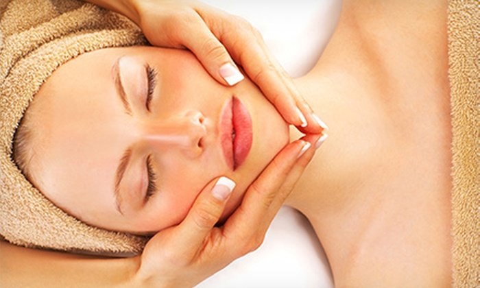 Pink West Aesthetics - Dripping Springs: Spa Services at Pink West Aesthetics (Up to 55% Off). Two Options Available.