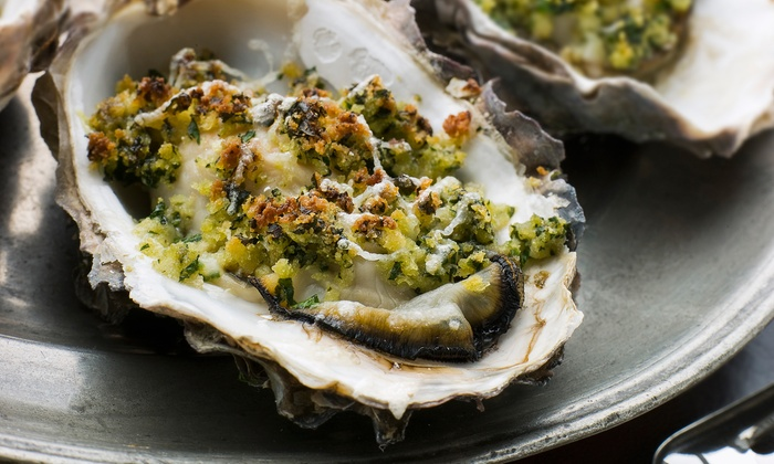 Wintzell's Oyster House - Multiple Locations: Fresh Seafood and Drinks for Lunch or Dinner at Wintzell's Oyster House (40% Off). Four Options Available.