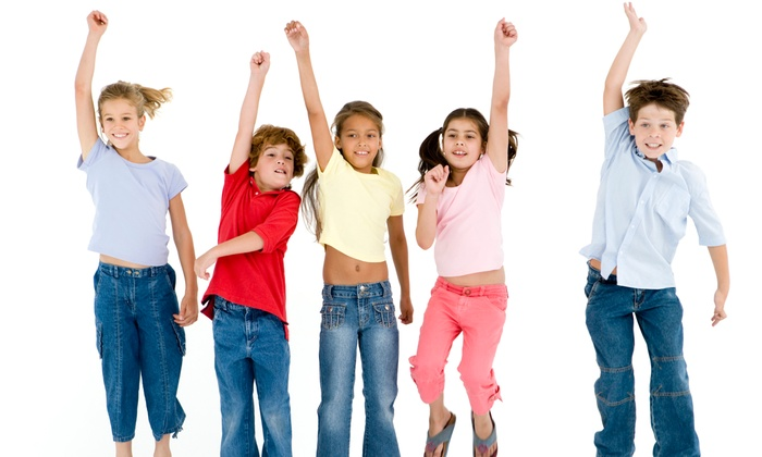 GR Fitness - Aurora: C$99 for a Four-Month Recreational Dance Program for Kids Ages 3–16 at GR Fitness (C$200 Value)