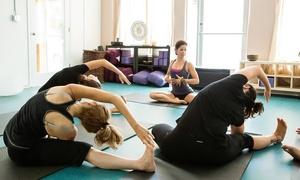 Trio Mind Body Spirit Studio: 5 or 10 Yoga Classes or 5 Aerial Yoga Classes at Trio Mind Body Spirit Studio (Up to 51% Off)