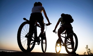 Corner Of Paradise Bike Rental: $28 for $50 Groupon — Corner Of Paradise Bike Rental