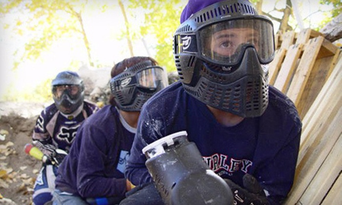 Paintball Adventures - Littleton: $50 Toward Paintball Games and Rental