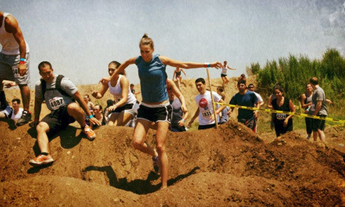 Rogue Runner - LaGrange: Entry in 10K Obstacle-Mud Race and Postrace Party for One or Two from Rogue Runner (Up to 53% Off)