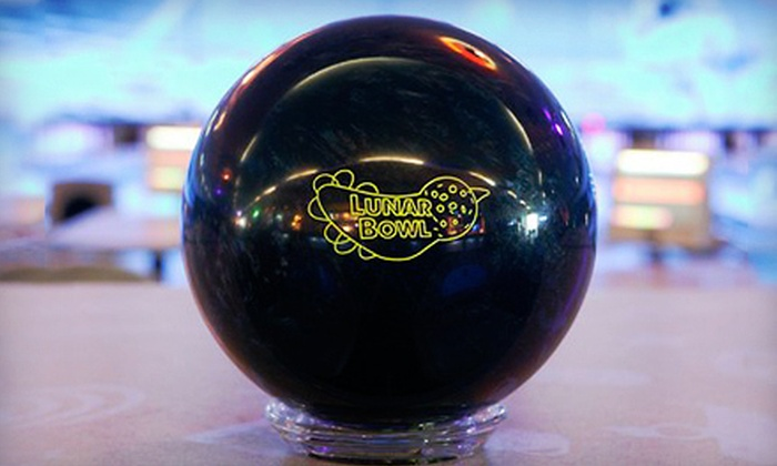 Lunar Bowl - Kansas City: Two Hours of Open Bowling or Three Hours of Cosmic Bowling at Lunar Bowl in Blue Springs (Up to 57% Off)
