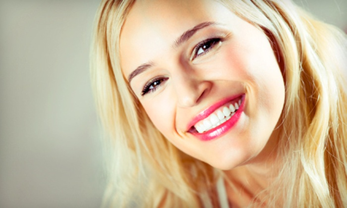Smart Dental Rialto - Multiple Locations: Exam, X-rays, and Cleaning, One-Hour In-Office Boost Whitening Treatment, or Both at Smart Dental Rialto (Up to 80% Off)