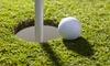 Greenfee Golfbaan Spaarnwoude