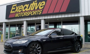 Executive Motorsports: Full-Car Window Tinting for 5 Windows or Full-SUV Window Tinting for 7 Windows at Executive Motorsports (48% Off)