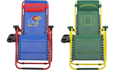NCAA Zero Gravity Chair. Multiple Teams Available. Free Returns.