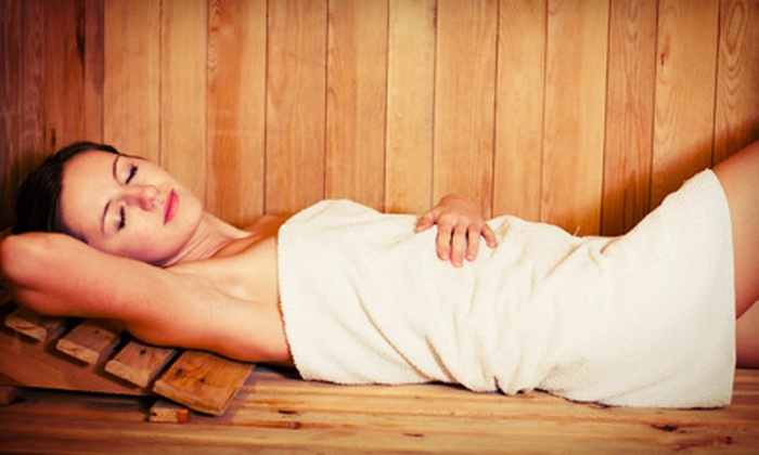 Whole Body Studio - Old West Austin: Three or Six Infrared-Sauna Sessions at Whole Body Studio (Up to 55% Off)