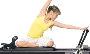 Crunch: Two Private Reformer Sessions or Three or Five Group Reformer Sessions at Crunch (Up to 68% Off)