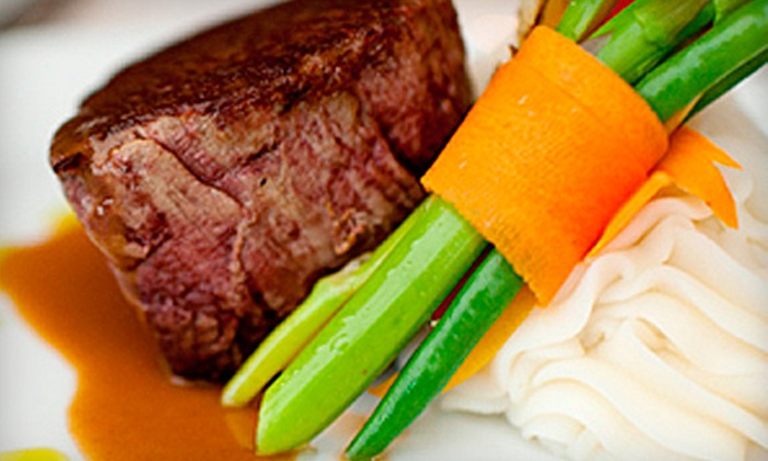 Christie's Steakhouse - Edison: Steak-House Meal for Two or Four at Christie's Steakhouse (Up to 58% Off)