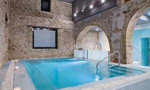 Spa Can Galvany: Spa termal de 90 minutos para 2 personas con opción a menú o masaje desde 24,95 € en Spa Can Galvany