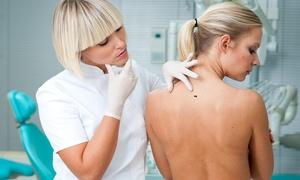 Centro Médico El Pilar: 1, 2 o 3 sesiones de tratamiento láser para eliminar verrugas o lunares desde 29 €
