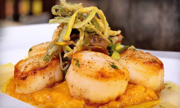 The Wild Orchid Café - Annapolis: Farm-to-Table Dinner at The Wild Orchid Café (Half Off). Two Options Available.