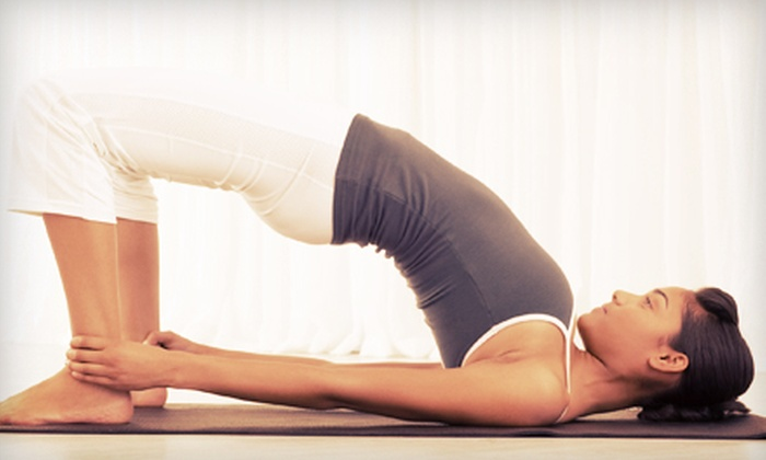 Sumits Yoga - Multiple Locations: $35 for 10 Classes at Sumits Yoga ($110 Value)