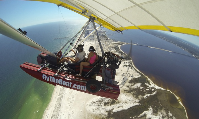 FlyTheBoat.com - Navarre: $107 for a 30-Minute Water Aircraft Flight Adventure at FlyTheBoat.com ($225 Value)
