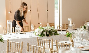 Pretty in Stains: Wedding Planning Packages from R3 750 with Pretty in Stains (25% Off)