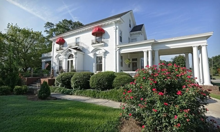 Simply Divine Bed & Breakfast - Dunn: Two-Night Stay with Dinner or Romance Package at Simply Divine Bed & Breakfast in Dunn, NC