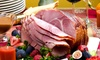 HoneyBaked Ham - Evansville, IN - Evansville: Cafe Lunches or Bone-In Hams at Honey Baked Ham (Up to 55% Off)