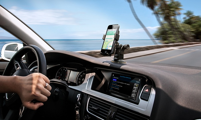 iOttie Easy One-Touch Car Mount Smartphone Holder: iOttie Easy One-Touch Car Mount Holder for iPhone and Other Smartphones. Free Returns.