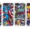 Marvel Comics Superhero iPhone 5/5s Hard-Shell Cases