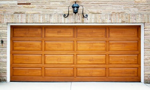 Sears Garage Doors: Garage-Door Tune-Up with Option for Roller Replacement from Sears Garage Solutions (Up to 71% Off)