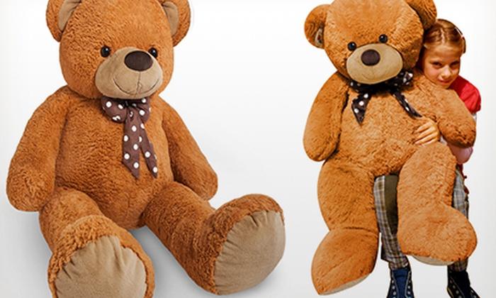 gro er teddyb r groupon goods. Black Bedroom Furniture Sets. Home Design Ideas
