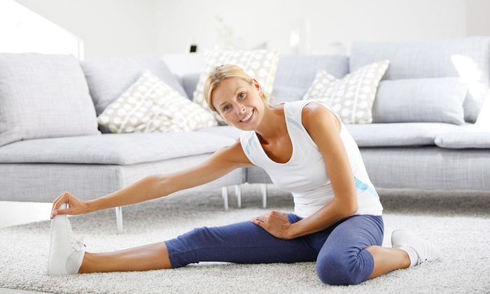 Stretch U - Norman: Two or Four 20-Minute Stretching Sessions at Stretch U (Up to 59% Off)