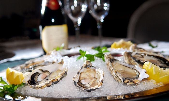 Oyster Bay Ottawa - Cityview - Skyline - Fisher Heights: Oyster Meal with Oyster Bay Wine for Two or Four at Oyster Bay Ottawa (Up to 50% Off)