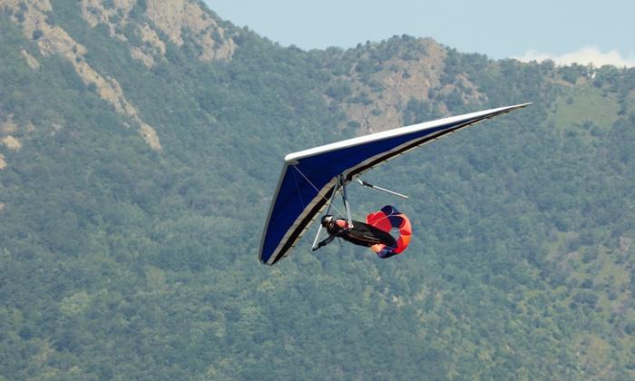 Hang Gliding Central Florida - Hang Gliding Central Florida: One or Two Tandem Hang-Gliding Experiences for One Person at Hang Gliding Central Florida (50% Off)