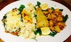 Alfresco (Duplicate) - Alfresco: Any Main Meal Plus A Glass of Wine From R175 at Alfresco (Up To 52% Off)