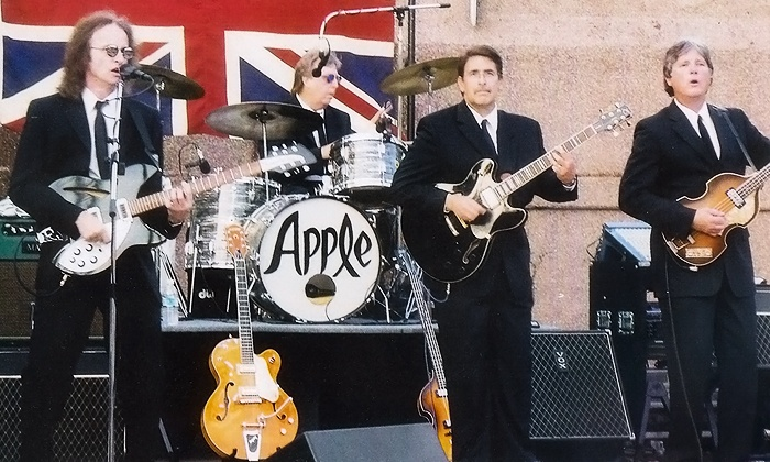 Apple - The Beatles Tribute - Arizona Event Center: Apple: The Beatles Tribute for Two, Four, or Six at Arizona Event Center on Saturday, December 28 (Up to 63% Off)