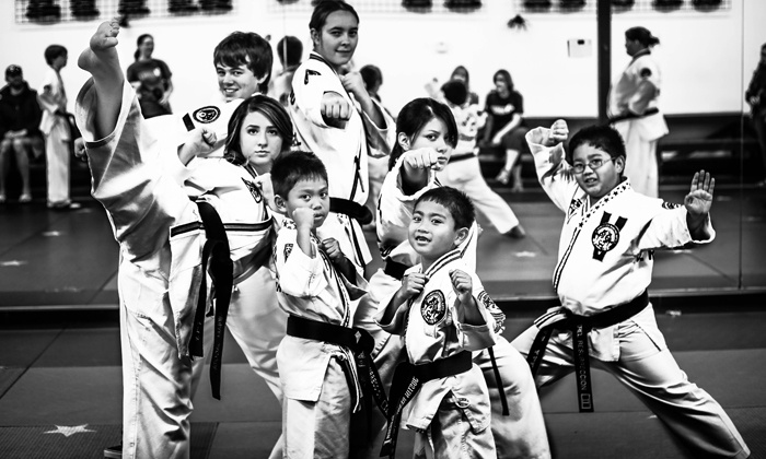 Family ATA Martial Arts - Multiple Locations: 10 or 16 Classes with Enrollment and Uniform at Family ATA Martial Arts (Up to 94% Off)