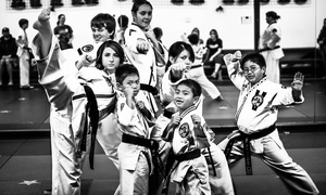 Family ATA Martial Arts: 10 or 16 Classes with Enrollment and Uniform at Family ATA Martial Arts (Up to 94% Off)