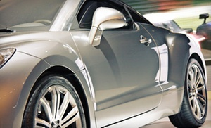 Impressions Auto Detailing: Exterior Detailing for a Car, Small SUV, or Large SUV, Truck, or Minivan at Impressions Auto Detailing (Up to 59% Off)