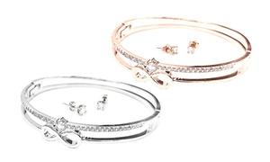 Set de bracelets / boucles d'oreilles