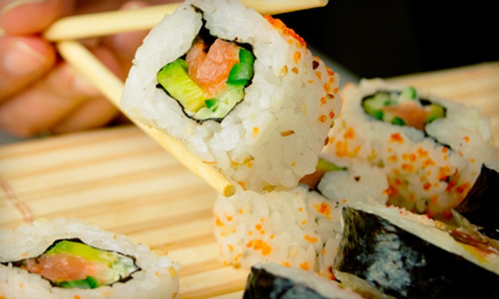 Blue Pacific Sushi Grill In Lancaster Pa Groupon