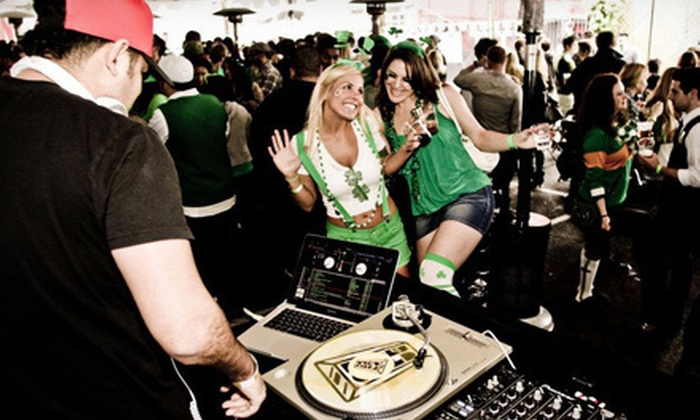 Rock & Reilly's - Rock and Reilly's Irish Pub: Admission for 2 or 4 with Drinks to the St. Patrick's Day Party at Rock & Reilly's on Saturday, March 16 (Half Off)