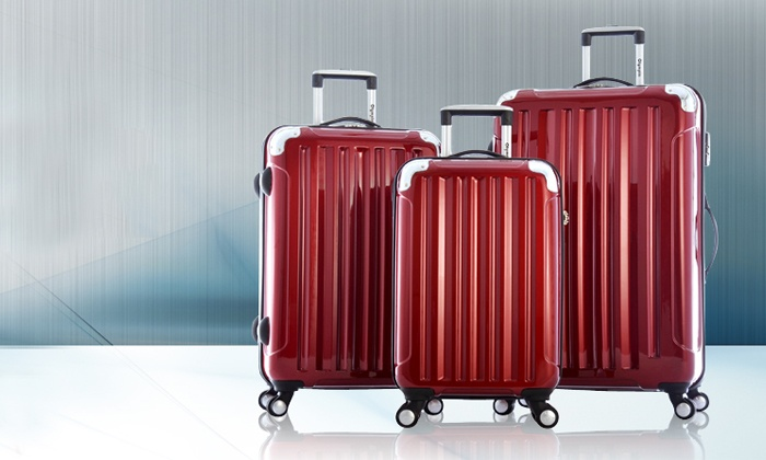 Olympia USA: Luggage and Bags with Free Shipping from Olympia USA (67% Off). Three Options Available.