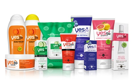 Natural Skincare Products from YesToCarrots.com (50% Off)