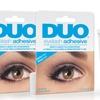 2-Pack of DUO Clear or Dark Eyelash Adhesive